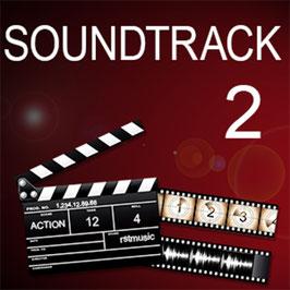 ROBERT SIMON THOMA Soundtrack, Vol.2 CD / Musik zur Filmvertonung