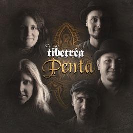 TIBETRÉA Penta CD / Fantasy Folk