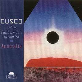 CUSCO Australia CD
