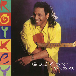 ROYKEY Guitar Man CD / Reggae / Guitar Music