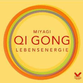 QI GONG - LEBENSENERGIE Miyagi CD / Entspannung / Tai Chi