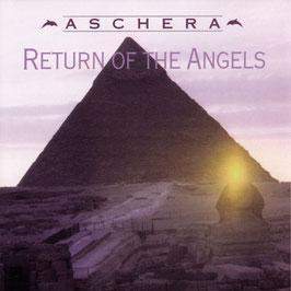 ASCHERA Return Of The Angels CD / Guitar Music