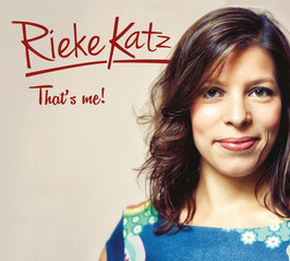 RIEKE KATZ That's me! CD Digipack / Vocal Jazz / Pop
