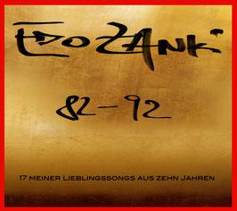 EDO ZANKI 82 - 92 CD Digipack