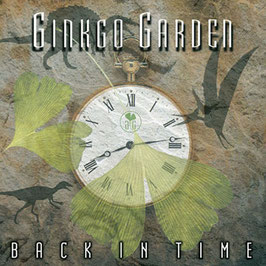 GINKGO GARDEN Back In Time CD / Ambient
