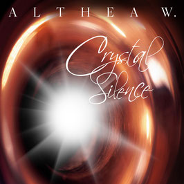 ALTHEA W. Crystal Silence CD / Ambient / Trance