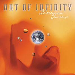 ART OF INFINITY Dimension Universe CD