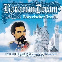 GÜNTHER GRAUER Bavarian Dream - Bayerischer Traum CD / 6-Track-EP