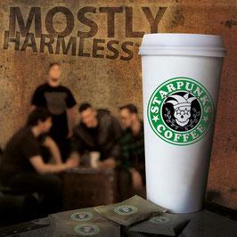 MOSTLY HARMLESS Starpunks Coffee CD / Punkrock