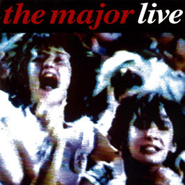 THE MAJOR live CD / Alternative