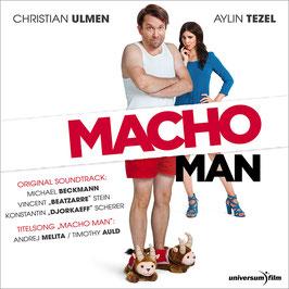 MACHO MAN Original Soundtrack CD