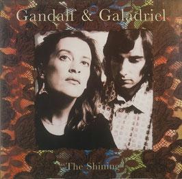 GANDALF & GALADRIEL The Shining VINYL LP Seagull Music 1986