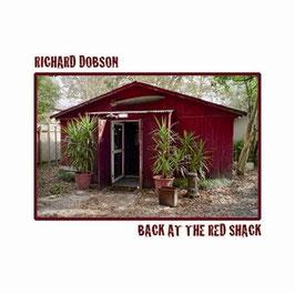 RICHARD DOBSON Back At The Shack CD
