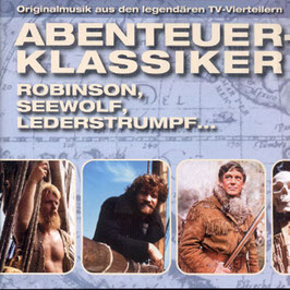 ABENTEUER KLASSIKER Original TV Soundtrack Music 2CD