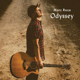 MARC ROCA Odyssey CD Digipack 2018 / Singer-Songwriter