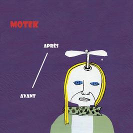 MOTEK Après Avant CD / Nu Jazz / Drum'n'Bass
