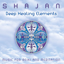 SHAJAN Deep Healing Elements CD / Reiki / Yoga / Meditation / Healing Music