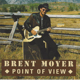 BRENT MOYER Point Of View CD