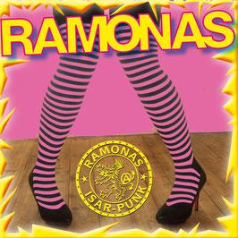 RAMONAS Isar-Punk CD / Punkrock Mundart