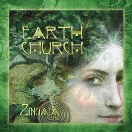 ZINGAIA Earth Church CD / Ambient / Trance