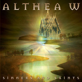 ALTHEA W. Saints And Sinners CD / Ambient / Trance