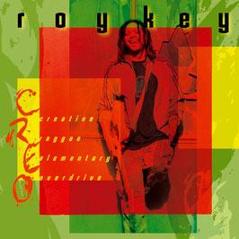 ROYKEY C.R.E.O. (Creative Reggae Elementary Overdrive) CD / Reggae / Guitar Music