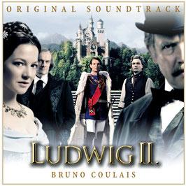 LUDWIG II. Original Soundtrack CD / Bruno Coulais