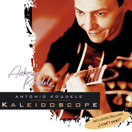 ANTONIO KOUDELE Kaleidoscope CD / Smooth Jazz / Latin Jazz / Guitar Music