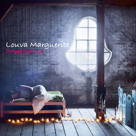 LOUVA MARGUERITE Songes d'une nuit CD / Folk / Cello / Chanson