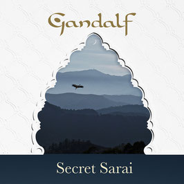 GANDALF Secret Sarai CD