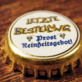 LETZTE BESTELLUNG Prost Reinheitsgebot! CD