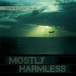 MOSTLY HARMLESS Central Intelligence Airlines CD / Punkrock