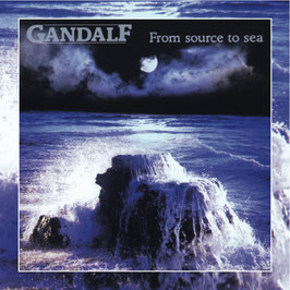 GANDALF From Source To Sea CD / Guitar Music