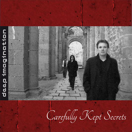 DEEP IMAGINATION Carefully Kept Secrets CD / Ambient / Electronica / ArtRock