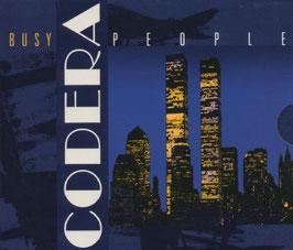CODERA Busy People CD