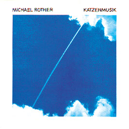 MICHAEL ROTHER Katzenmusik CD / Gitarre