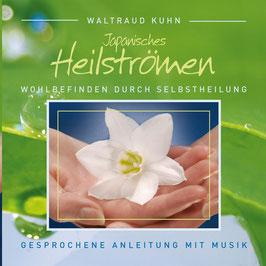 JAPANISCHES HEILSTRÖMEN Waltraud Kuhn CD