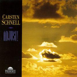 CARSTEN SCHNELL Adjust CD