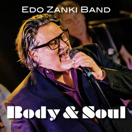 EDO ZANKI BAND Body & Soul (Live) DoppelCD Digipack