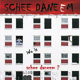 SCHEE DANEEM Wo is schee daneem? CD / Mundart-Blues