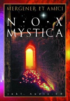MERGENER ET AMICI Nox Mystica Live DVD+CD