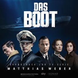 DAS BOOT (Soundtrack zur TV Serie) Matthias Weber CD