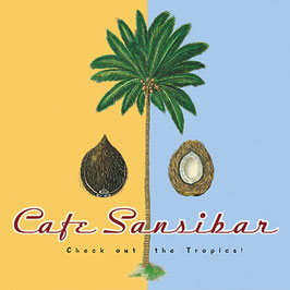 CAFÉ SANSIBAR Various Artists CD