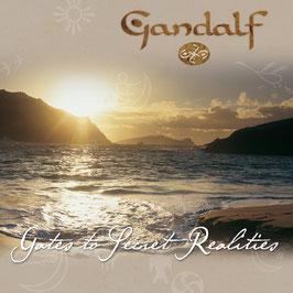 GANDALF Gates To Secret Realities CD / Guitar Music