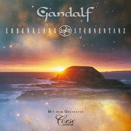 GANDALF Erdenklang & Sternentanz CD / Mind Expanding Music