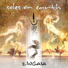 ZINGAIA Soles On Earth CD / Ambient / Trance