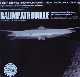 PETER THOMAS SOUND ORCHESTER Raumpatrouille Orion VINYL LP, handsigniert und nummeriert