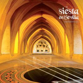 SOMAR MUSIC (BERND VOSS) Siesta en Sevilla CD / Guitar Music