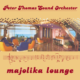 PETER THOMAS SOUNDORCHESTER Majolika Lounge CD / Soundtrack - Easy Listening