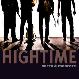 SACCO & MANCETTI  Hightime CD / Westcoast / Americana